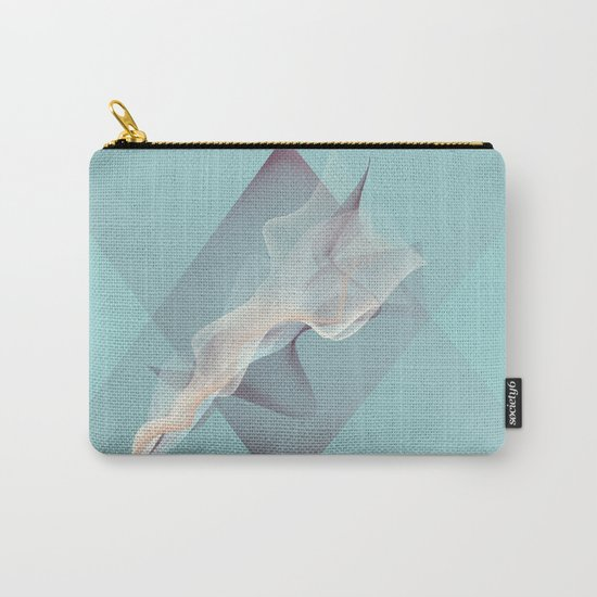 Tangled ghosts Carry-All Pouch