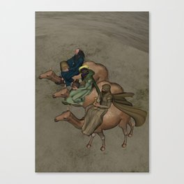 Kings 3 Canvas Print