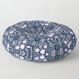 Bouquet of the Sea Floor Pillow