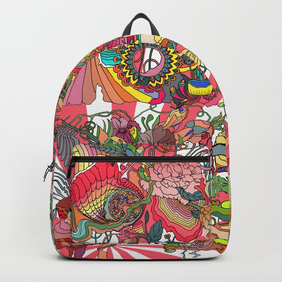 Of the Hare Meadow Backpack
