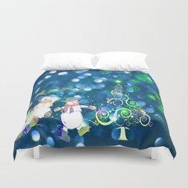 Winter Design WS Duvet Cover