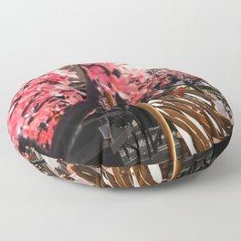 flower Floor Pillow