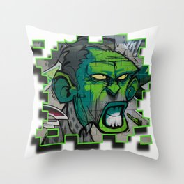 SABADELL Throw Pillow