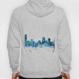 Grand Rapids Michigan Skyline Hoody