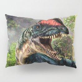 The world of dinosaurs Pillow Sham