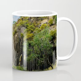Molten Lava Organ Pipes Coffee Mug