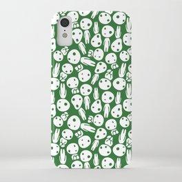 Hayao Miyazaki's Kodamas iPhone Case