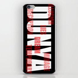 DUNYA iPhone Skin