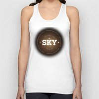 serenity Tank Tops featuring Serenity by srahhh