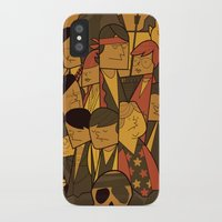 the goonies iPhone & iPod Cases featuring The Goonies by Ale Giorgini