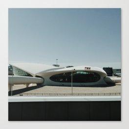 JFK Airport Canvas Print