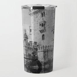 Belem Tower Lisbon 4 Travel Mug