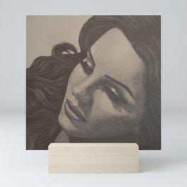 SALVATORE Mini Art Print