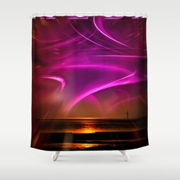 Carpe Diem - Wellness Shower Curtain