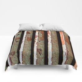 Rusty Radiator Bars Comforters