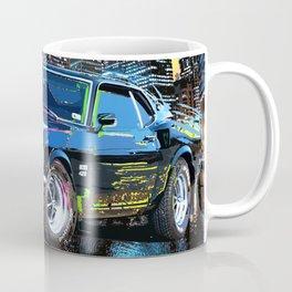 colorful muscle Coffee Mug