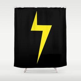 Kamala Khan Symbol Shower Curtain