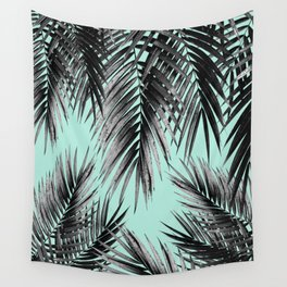 Palm Leaf Jungle Vibes #2 #tropical #decor #art #society6 Wall Tapestry
