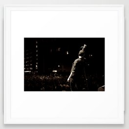 Rifo Salute/Bloody Beetroots Framed Art Print