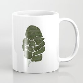 Topiary Two cup Coffee Mug