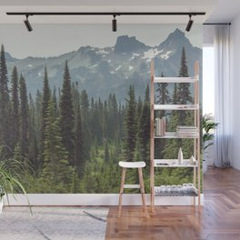 Escape to the Wilds - Nature Photography Wall Mural