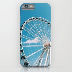 White Wheel iPhone 6s Slim Case