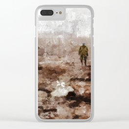 No Mans Land, WWI Clear iPhone Case