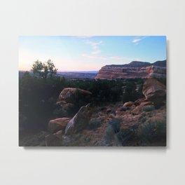 Moab, Utah Metal Print