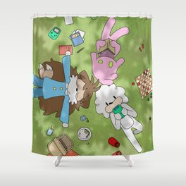 Page 124 - 'Summer' Shower Curtain