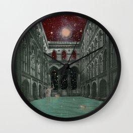 atmosphere 30 · Electric Requiem Wall Clock
