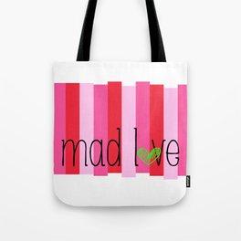 Madder In Love Tote Bag
