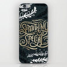 Something Special iPhone & iPod Skin