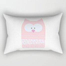 Baby Owl Rectangular Pillow