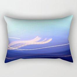 voir le jour o1 Rectangular Pillow