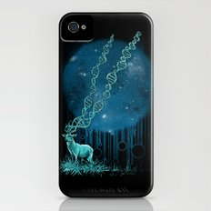 DNA Deer Slim Case iPhone (4, 4s)