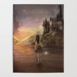 Hogwarts is our home Poster