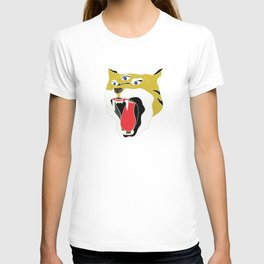3 Eyed Tiger T-shirt
