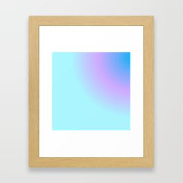 Unicorn Tears Framed Art Print