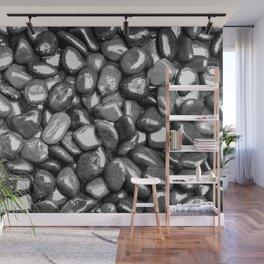 Glistening Gravel Wall Mural
