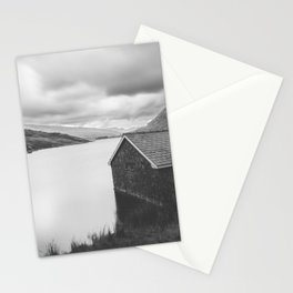 Llyn  Ogwen Boathouse Stationery Cards