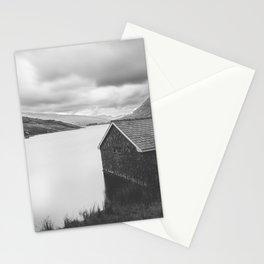 Llyn  Ogwen Boathouse Stationery Cards