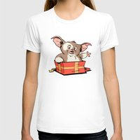 gizmo T-shirts featuring Gizmo Gift by The Drawbridge