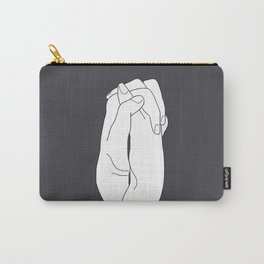 Never Let Me Go III Carry-All Pouch