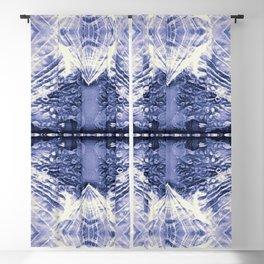 Lunar Diamonds Blackout Curtain