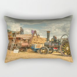 Dorset Threshing Rectangular Pillow