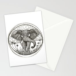 African Ellie Stationery Cards
