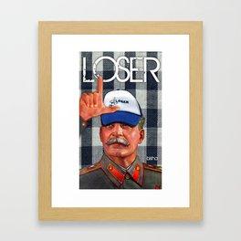 Losers #3 Framed Art Print