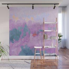 ultra violet haze Wall Mural