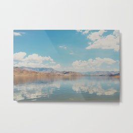 beautiful reflections ... Metal Print