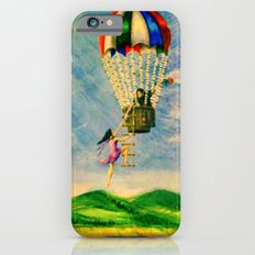 BALLOON LOVE: Flying Away iPhone 6s Slim Case